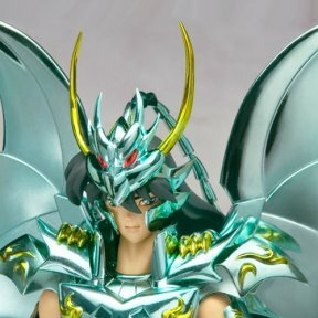 Myth Cloth Dragon armure Kamui HK