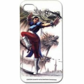 Coque Iphone4 Street Fighter Chun-Li
