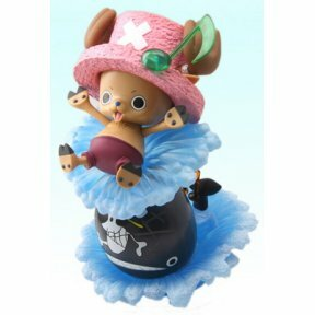 Figurine DX Chopper Premium sur Laboon