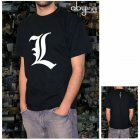 DEATH NOTE -T-shirt homme de L (Taille L) photo thumbnail
