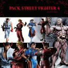 Pack Street fighter 4 - version classique