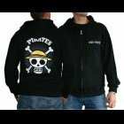 One Piece - Sweat Skull with map ( Taille M)