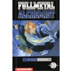 FULLMETAL ALCHEMIST tome 20 photo thumbnail
