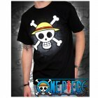 ONE PIECE - T-shirt Skull with map (Taille S)