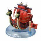 One Piece Boat Collection- Nine Snake Pirate