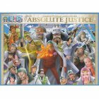Puzzle one piece - Absolute justice