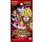 Booster 8 cartes DBZ Miracle Carddass