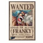 Mini puzzle Wanted - Franky